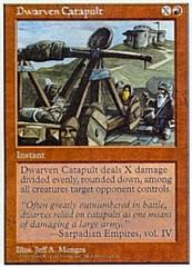 Dwarven Catapult