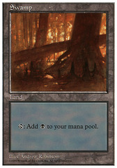 Swamp (444) (Fallen Tree) on Channel Fireball