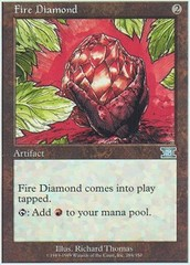 Fire Diamond
