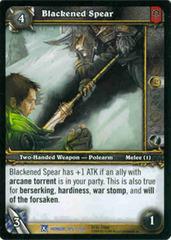 Blackened Spear