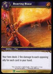 Roaring Blaze