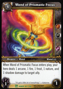 Wand of Prismatic Focus