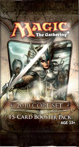 Magic 2010 (M10) Booster Pack