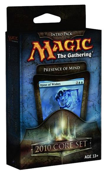 Magic 2010 (M10) Blue Intro Pack: Presence of Mind