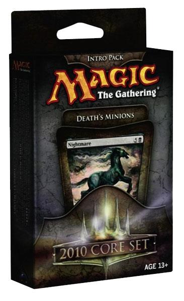 Magic 2010 (M10) Black Intro Pack: Deaths Minions