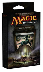 Magic 2010 (M10) Black Intro Pack: Death's Minions