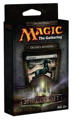 Magic 2010 (M10) Black Intro Pack: Death's Minions