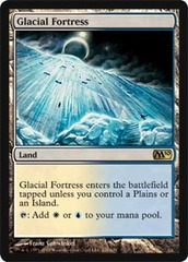 Glacial Fortress on Channel Fireball
