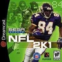NFL 2K1 Sega Sports