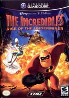 Incredibles, The: Rise of the Underminer