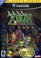 Legend of Zelda The: Four Swords Adventures - Player's Choice