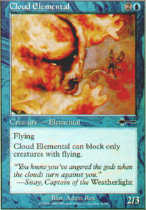 Cloud Elemental