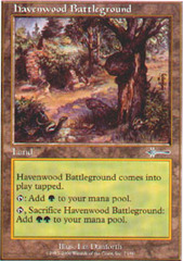 Havenwood Battleground on Channel Fireball