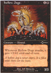 Hollow Dogs on Channel Fireball