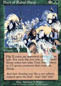 Flock of Rabid Sheep