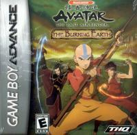 Avatar: The Last Airbender: The Burning Earth