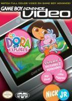 Dora the Explorer: Volume 1 Game Boy Advance Video