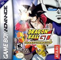 Dragon Ball GT: Transformation