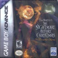 Nightmare Before Christmas, Tim Burton
