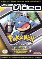 Pokemon: Beach Blank-Out Blastoise / Go West Young Meowth Game Boy Advance Video