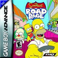 Simpsons, The: Road Rage