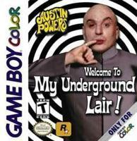 Austin Powers: Welcome To My Underground Lair!