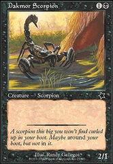 Dakmor Scorpion