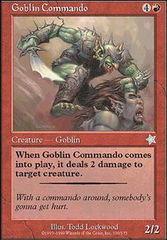 Goblin Commando