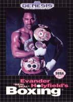 Evander Holyfield's