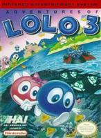 Adventures of Lolo 3 (Nintendo) - NES