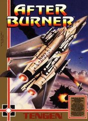 After Burner - Unlicensed (Nintendo) - NES