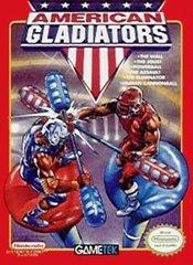 American Gladiators (Nintendo) - NES