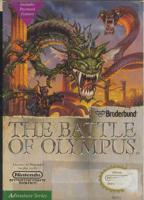 Battle of Olympus (Nintendo) - NES