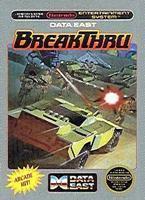 BreakThru (Nintendo) - NES
