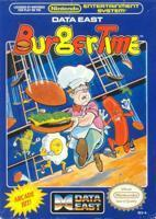 BurgerTime (Nintendo) - NES