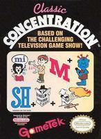 Classic Concentration (Nintendo) - NES
