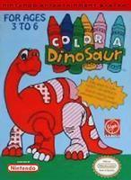 Color A Dinosaur (Nintendo) - NES