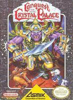 Conquest of the Crystal Palace (Nintendo) - NES