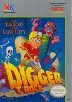 Digger T. Rock - The Legend of the Lost City (Nintendo) - NES