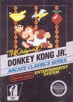 Donkey Kong Jr. (Nintendo) - NES