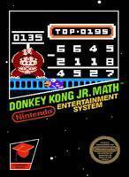 Donkey Kong Jr. Math (Nintendo) - NES