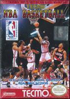 Tecmo NBA Basketball