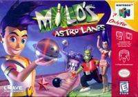 Milo's Astro Lanes