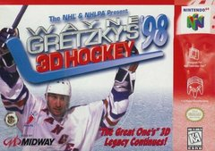 Wayne Gretzky's 3D Hocky '98