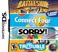 Battleship / Connect Four / Sorry! / Trouble