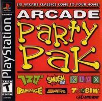 Arcade Party Pak