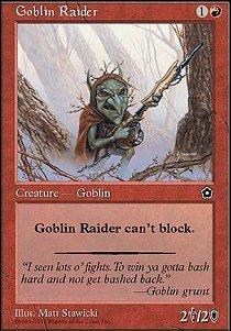 Goblin Raider