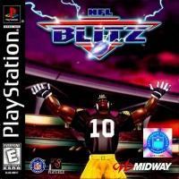 NFL Blitz (Playstation 1)