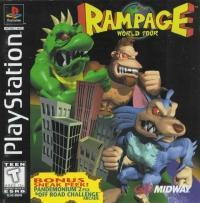 Rampage - World Tour (Playstation)