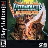 Romance of the Three Kingdoms IV: Wall of Fire Long Box